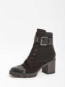 Guess Meggane Suede Low Boot