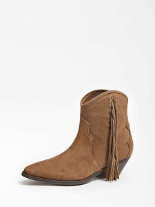 Guess Namia Suede Texan Low Boot