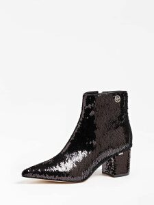 Guess Zadiey Sequin Ankle Boot