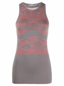 adidas by Stella McCartney Essentials seamless tank top - Grey