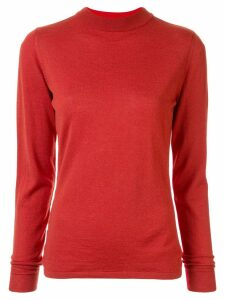 Vaara round neck jumper - Red