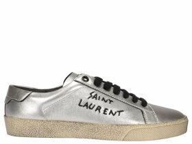 Saint Laurent Court Classic Sl/06 Sneakers