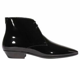 Saint Laurent Jonas Laced Up Shoes