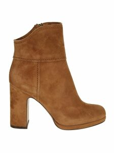 LAutre Chose High Block Heel Ankle Boots