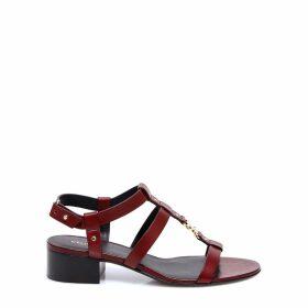 Celine Triomphe Sandals