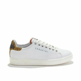 Jimmy Connors Leather Trainers