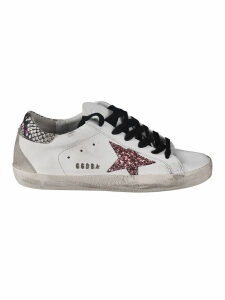 Golden Goose Glitter Star Sneakers