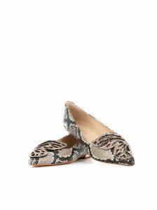 Sophia Webster Ballerina Butterfly Stud Flat