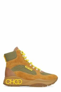 Jimmy Choo Inca High-top Sneakers