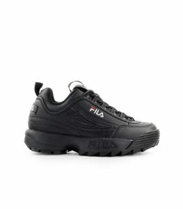 Fila Disruptor Low Wmn Black Sneaker