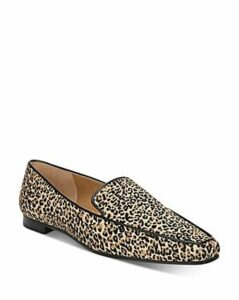 Via Spiga Women's Aylee Leopard-Print Loafers