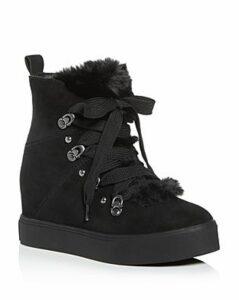 J/Slides Women's Whitney Waterproof Platform Sneakers
