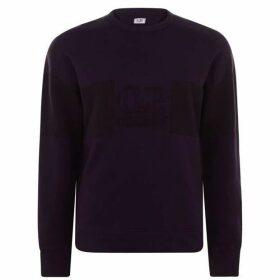CP Company Cp Company Logo Sweater
