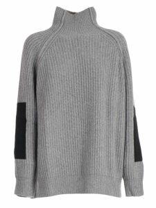 Be Blumarine Sweater High Neck W/ribs