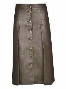 Dodo Bar Or Buttoned Long Skirt