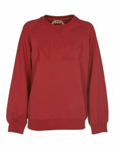 N.21 Red Sweatshirt