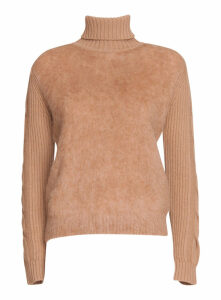 Max Mara Turtleneck Formia Sweater