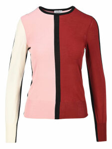 Salvatore Ferragamo Colour Block Sweater