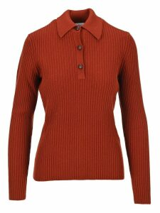 Salvatore Ferragamo Polo-style Sweater
