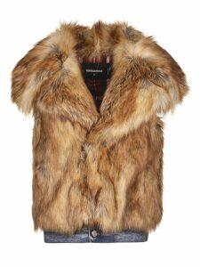 Dsquared2 Fur Gilet