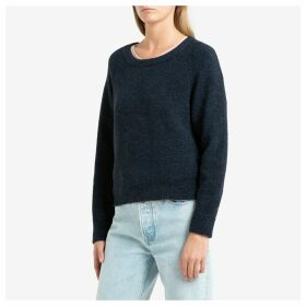 Fine Knit Crew Neck Jumper