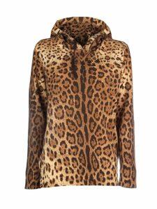 Dolce & Gabbana Hoodied Sweatshirt
