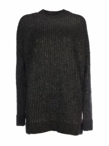 Saint Laurent Over Lurex Sweater