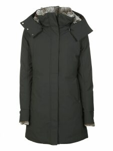 Save the Duck Hooded Reversible Padded Parka