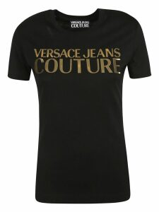 Versace Jeans Couture Jersey Mode Logo T-shirt