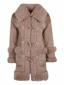 urbancode Toggle Lock Furry Coat