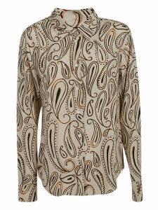 Aspesi Paisley Print Shirt