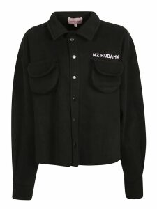 Natasha Zinko Two Cargo Pocket Buttoned Shirt