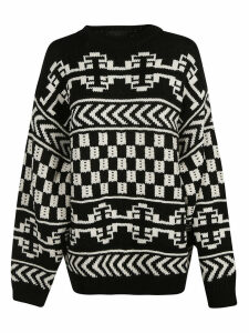 Alanui Intarsia Sweater