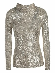LAutre Chose Sequined Jumper