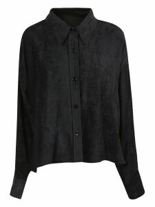 Isabel Marant Long-sleeve Ribbed Shirt