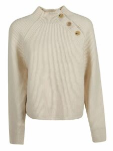 Acne Studios Ribbed Long-sleeve Top