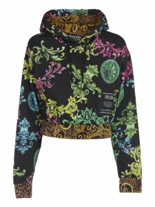 Versace Jeans Couture Multicolor Hoodie