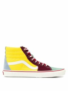 Vans Sk8-Hi high top sneakers - Yellow