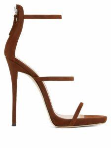 Giuseppe Zanotti Harmony sandals - Brown