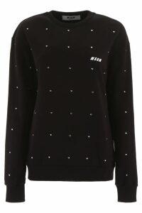 MSGM Crystal Sweatshirt
