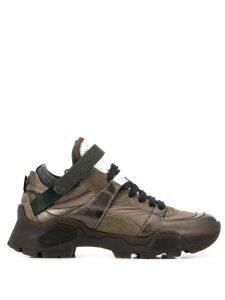 Brunello Cucinelli oversize low-top sneakers - NEUTRALS