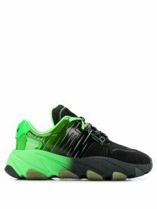 Ash Extasy gradient-effect sneakers - Black