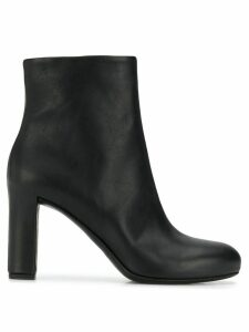 Del Carlo heeled ankle boots - Black