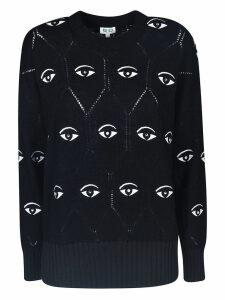 Kenzo All Over Eye Sweatshirt