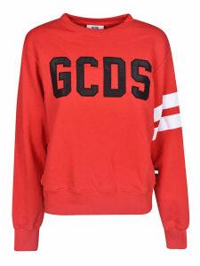 GCDS Logo Printed Sweatshirt