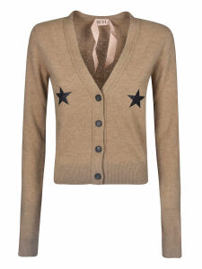 N.21 Star Embroidered Cardigan
