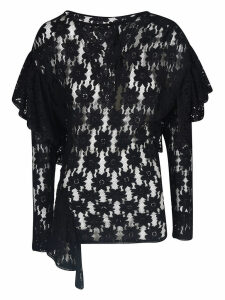 Isabel Marant Floral Lace Top