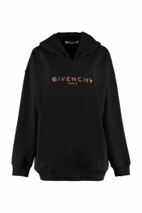 Givenchy Logo Print Hoodie