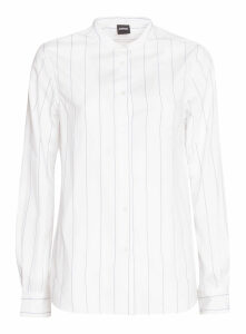 Aspesi Stripe Print Shirt