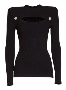 Balmain Knitted Top
